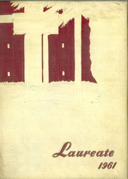 1961 Hendersonville High School Yearbook Cover