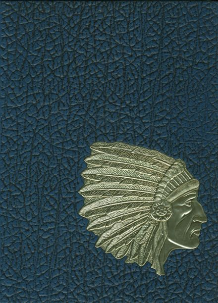 1970 Chippewa High School Yearbook Cover