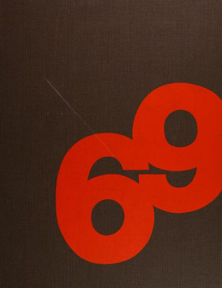 1969 Thornton Township High School Yearbook Cover