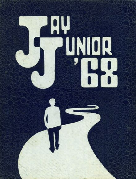 1968 Creighton Preparatory Yearbook Cover