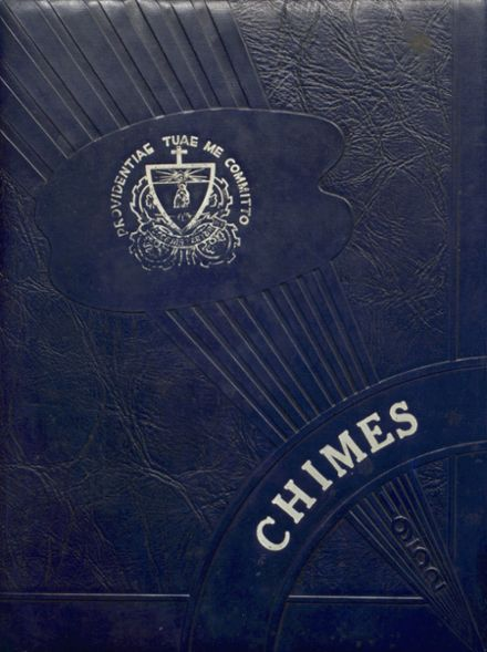 1952 St. John's High School Yearbook Cover
