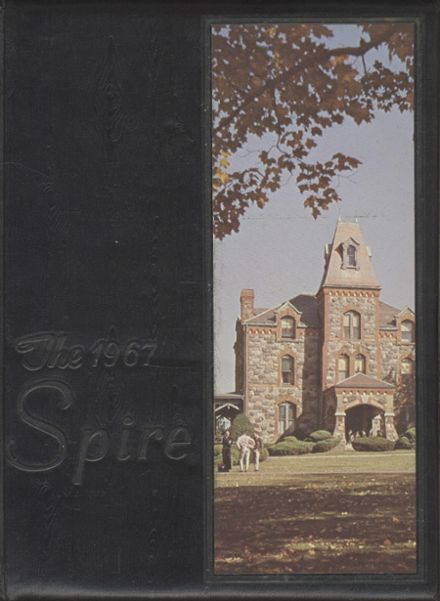 1967 St. John's Preparatory Yearbook Cover