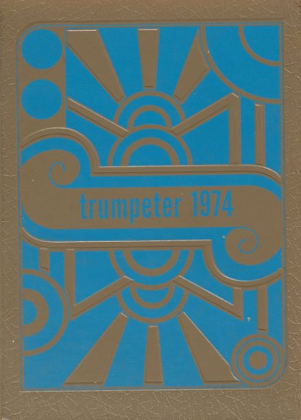 1974 St. John's Military Academy Yearbook Cover