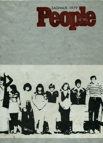 1979 Shelton High School Yearbook Cover