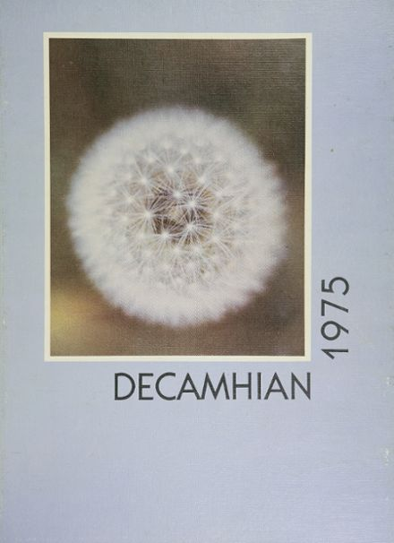 1975 Del Campo High School Yearbook Cover