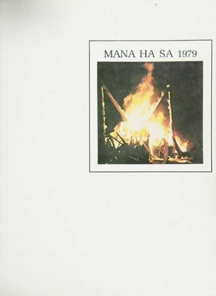1979 Meridian High School Yearbook Cover