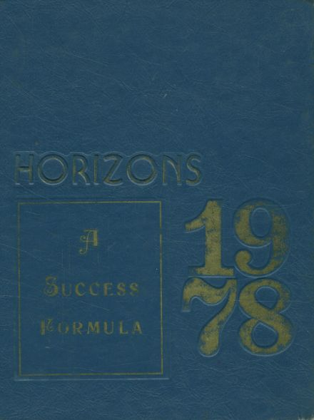 1978 Salpointe Catholic High School Yearbook Cover