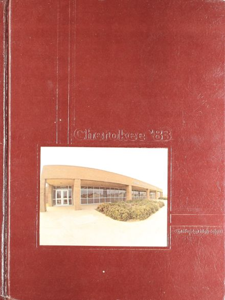 1983 Sam Houston High School Yearbook Cover
