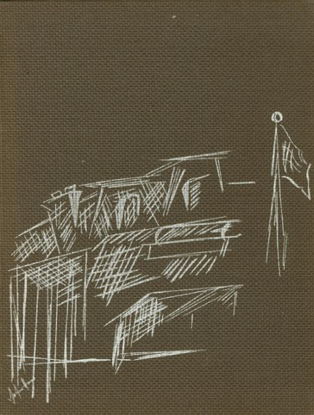 1966 St. Mary's Seminary Yearbook Cover