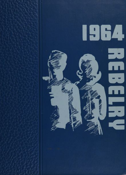 1964 John Adams High School Yearbook Cover