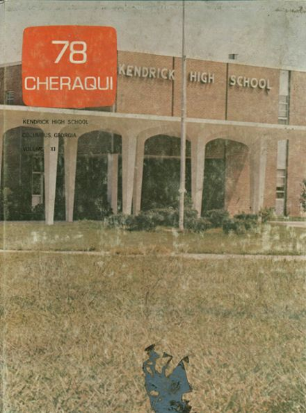 1978 Kendrick High School Yearbook Cover