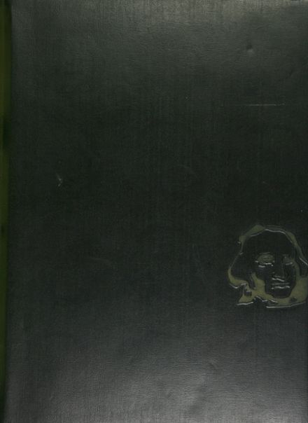 1966 George Washington High School Yearbook Cover
