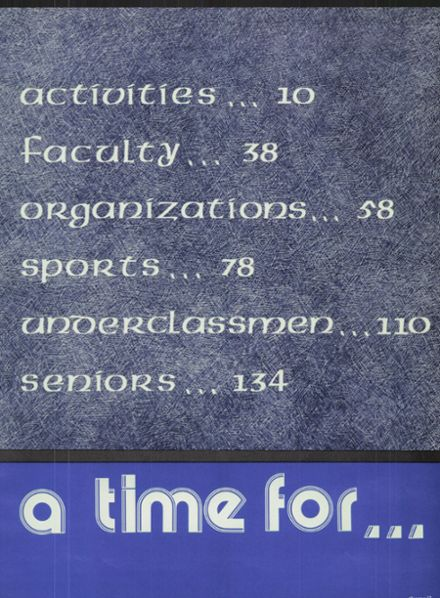 1975 Rockhurst High School Yearbook Page 7
