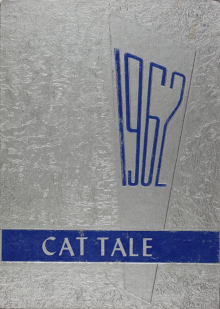 1962 South San Antonio High School Yearbook Cover