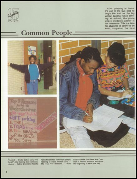 Nimitz High School Yearbook 6 7 1993 Nimitz High School