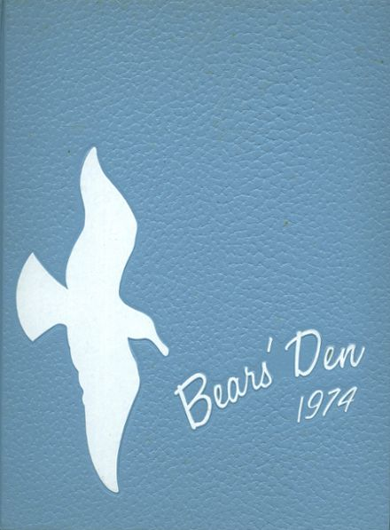 1974 Lawrence Central High School Yearbook Cover