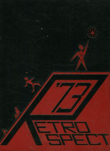 1973 Garfield High School Yearbook Cover