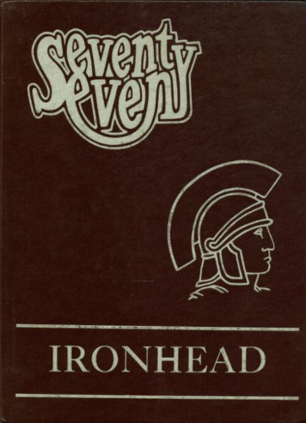 1977 Eufaula High School Yearbook Cover