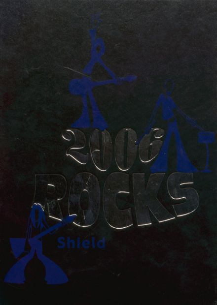 2006 St. John's High School Yearbook Cover