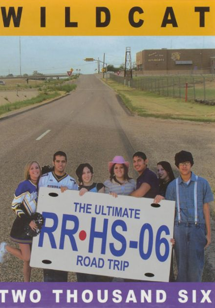 2006 River Road High School Yearbook Cover