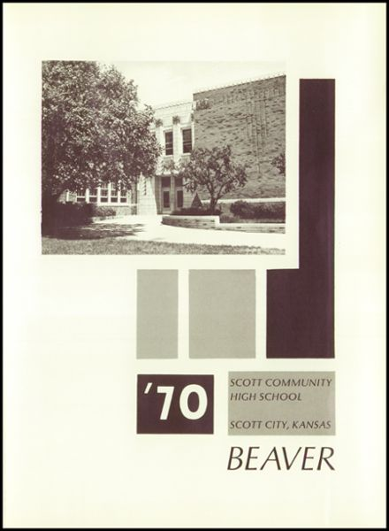 1970 Scott High School Yearbook Page 5