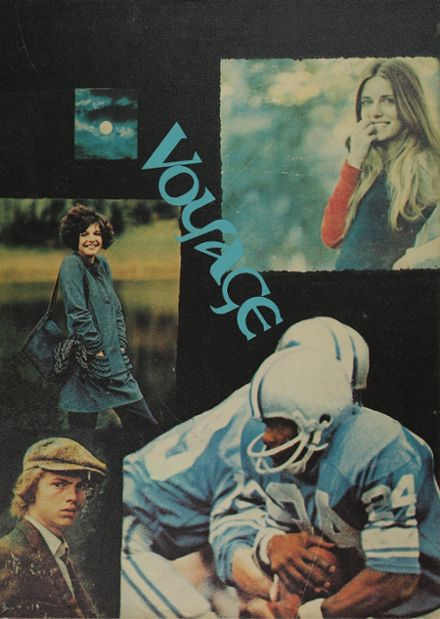1973 Guilford High School Yearbook Cover