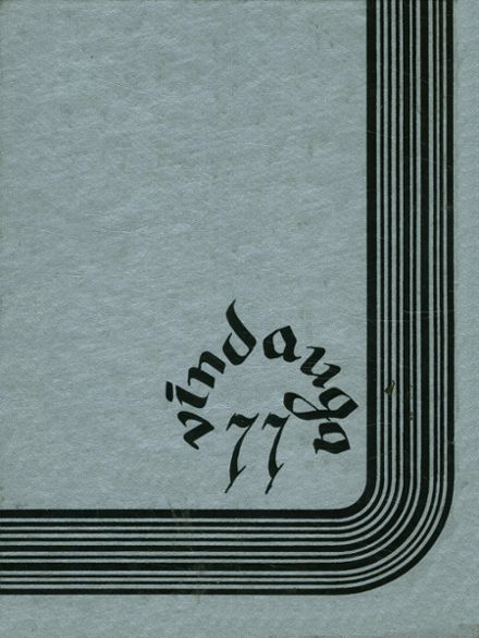 1977 Commack South High School Yearbook Cover