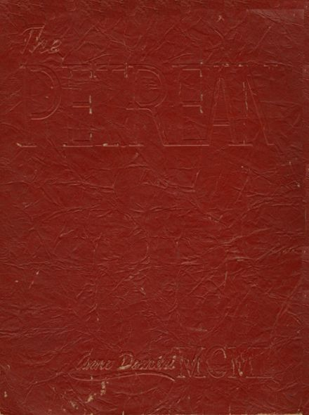 1950 St. Peter's Preparatory School Yearbook Cover