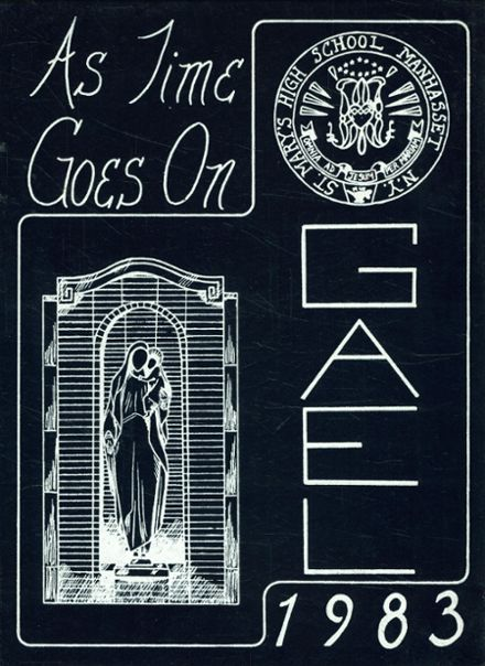 1983 St. Mary's High School Yearbook Cover