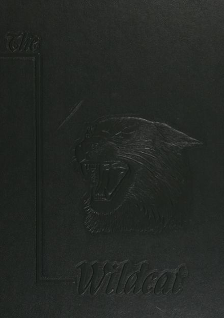 1983 Central High School Yearbook Cover