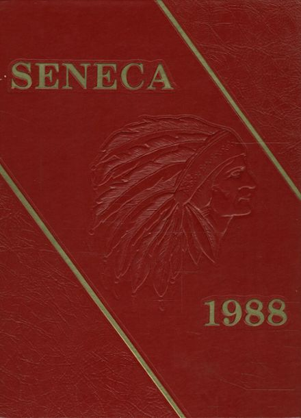 1988 Penn Hills High School Yearbook Cover