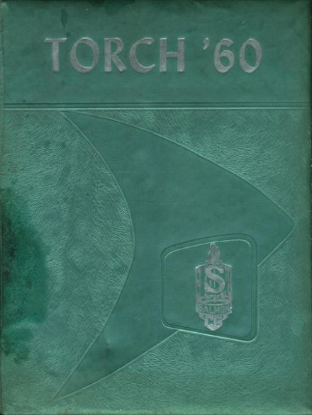 1960 Salmon River Central High School Yearbook Cover