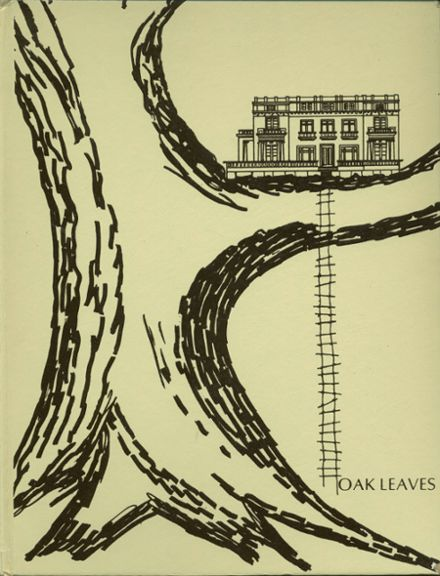 1976 Menlo School Yearbook Cover