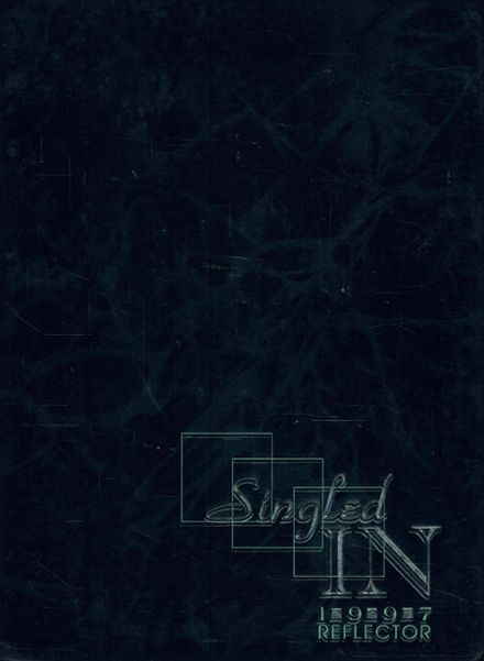 1997 Lees Summit High School Yearbook Cover