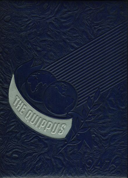 1947 Tarentum High School Yearbook Cover