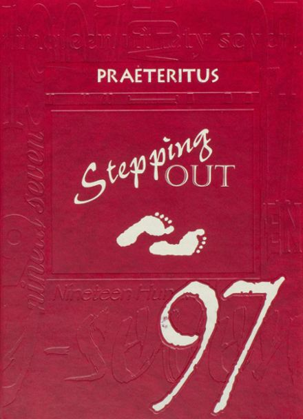 1997 St. Andrew's Episcopal School Yearbook Cover