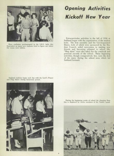 1957 Suitland High School Yearbook Page 8