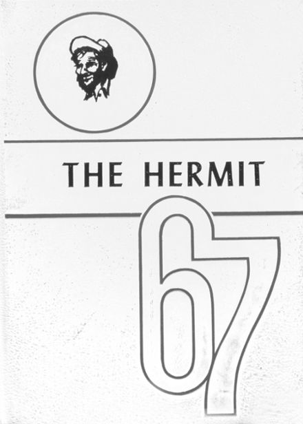 1967 Hermitage High School Yearbook Online, Hermitage AR