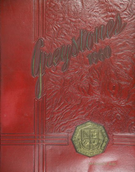1960 Haverford High School Yearbook Cover