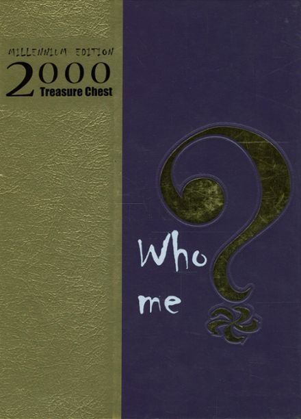 2000 Rogers High School Yearbook Cover