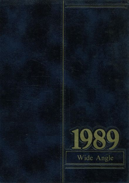 1989 St. Paul's High School Yearbook Cover