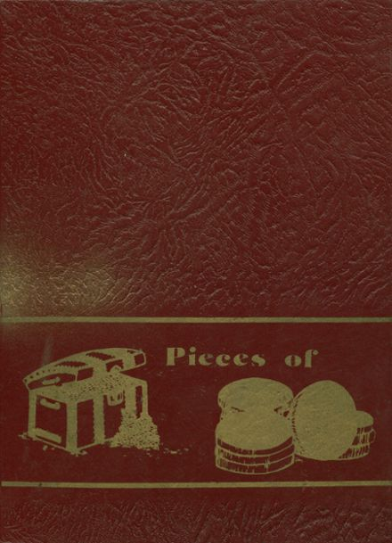 1980 Poteau High School Yearbook Cover