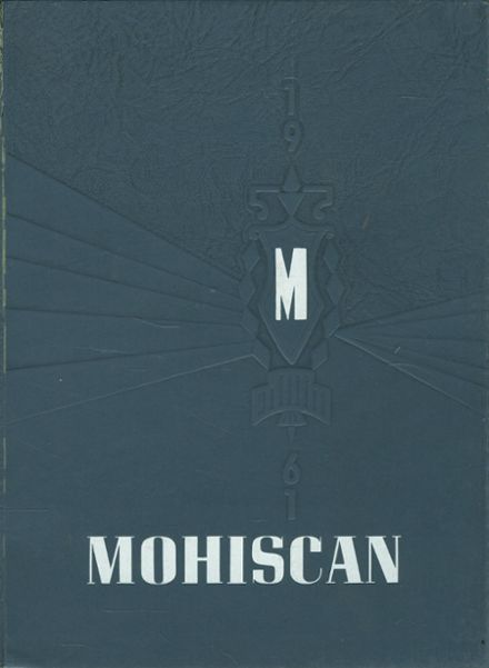 1961 Morristown High School Yearbook Cover