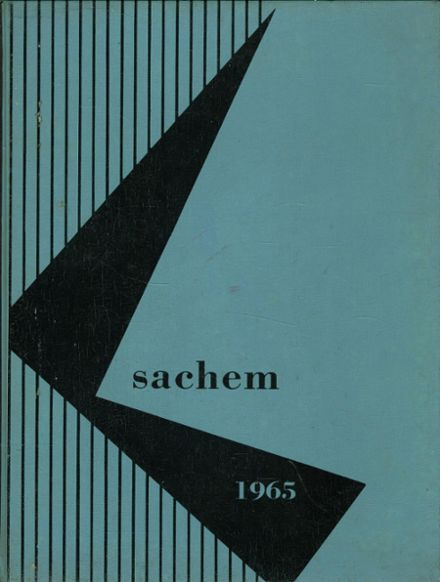 1965 Shawneetown High School Yearbook Cover