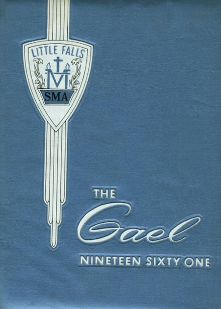 1961 St. Mary's Academy Yearbook Cover