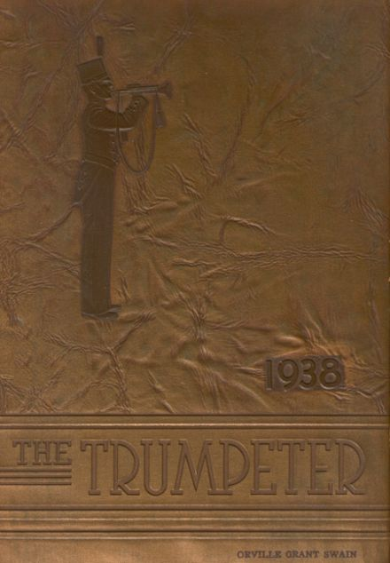 1938 St. John's Military Academy Yearbook Cover