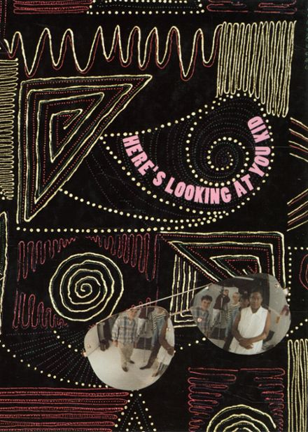 1995 Athens Drive High School Yearbook Cover