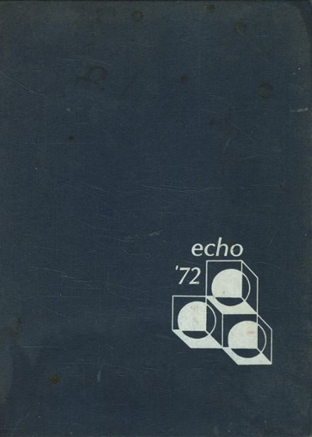 1972 Elyria Catholic High School Yearbook Cover