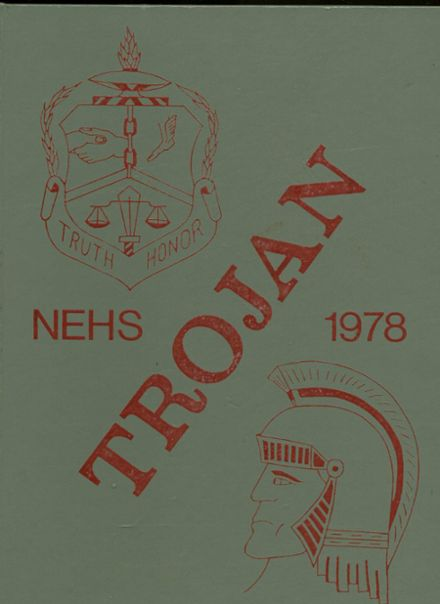 1978 Northeast High School Yearbook Cover