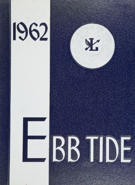 1962 Ft. Lauderdale High School Yearbook Cover